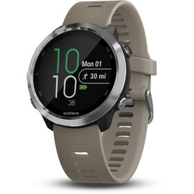 Garmin forerunner 645 brown/silver